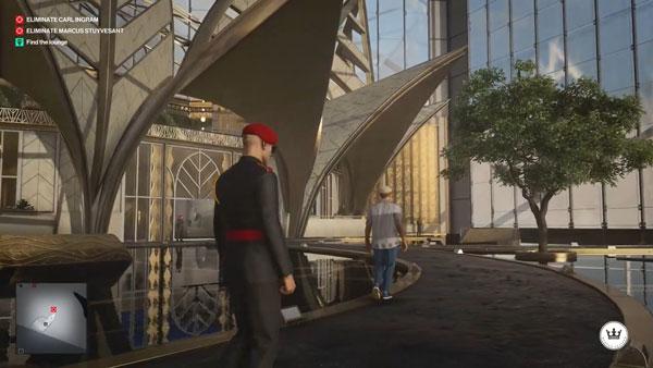 《杀手3》游戏截图