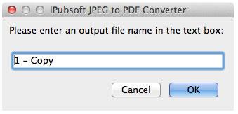 iPubsoft JPEG to PDF Converter截图