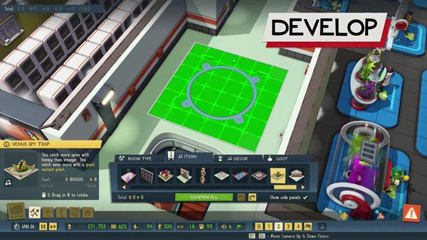 《邪恶天才2:世界统治》游戏截图
