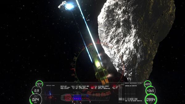 ΔV:土星环截图2