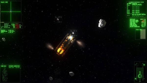 ΔV:土星环截图4