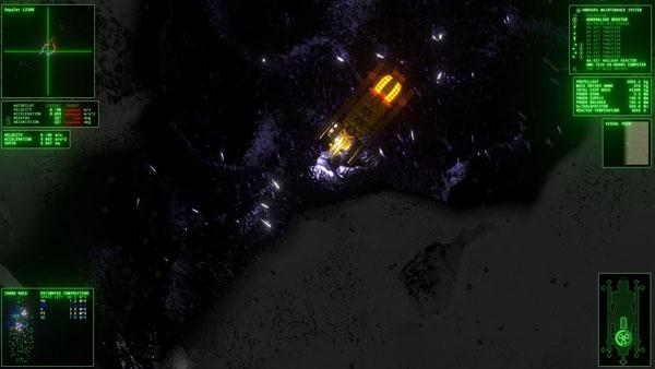 ΔV:土星环截图3