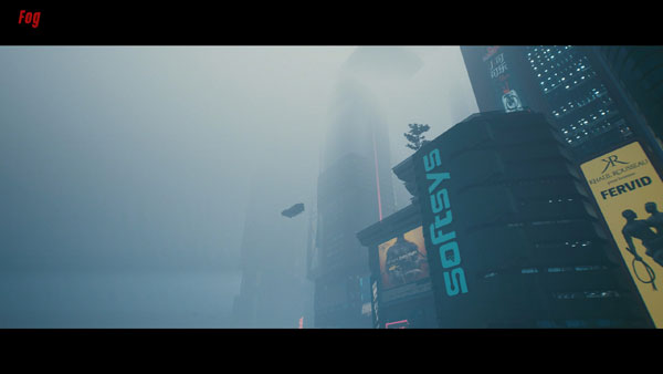 赛博朋克2077赛博朋克式天气补丁截图2
