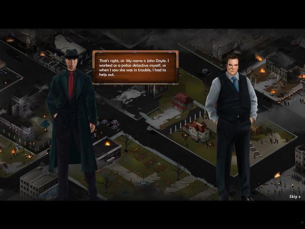 犯罪故事2:阴影中截图2