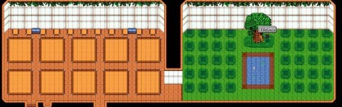 星露谷物语1.5时尚温室MOD截图0