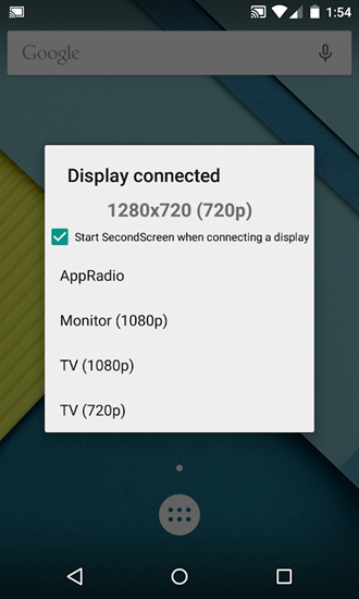 SecondScreen英文原版截图0