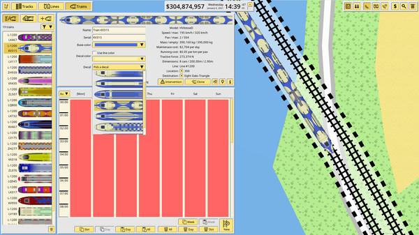 设计铁路截图1