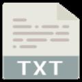 TXT文本多余空行过滤器 绿色版v1.0