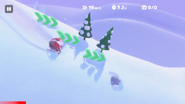 冬季雪橇截图1