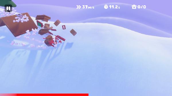 冬季雪橇截图0