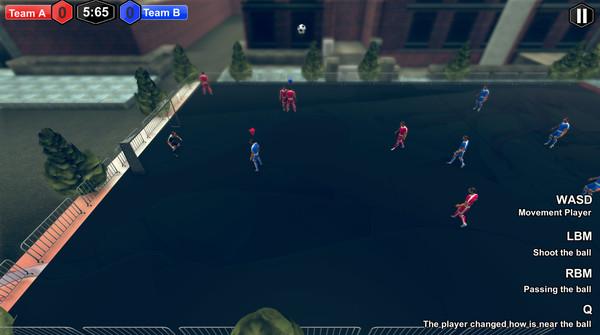 街头足球截图1