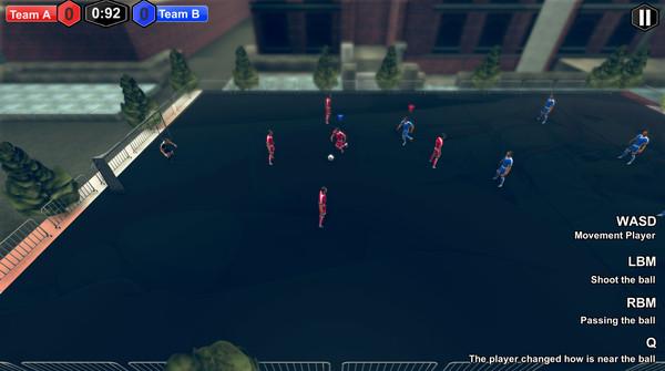 街头足球截图3