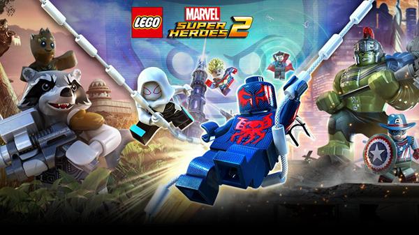 乐高漫威超级英雄2游戏图片1