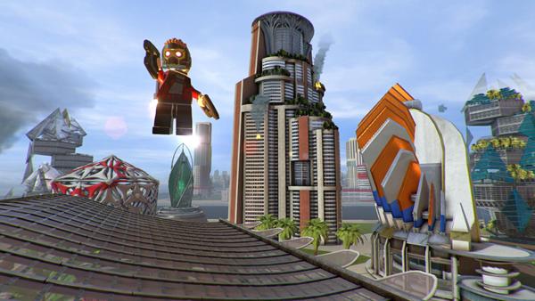 乐高漫威超级英雄2游戏图片2
