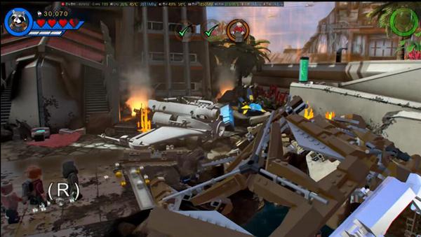 乐高漫威超级英雄2游戏图片5