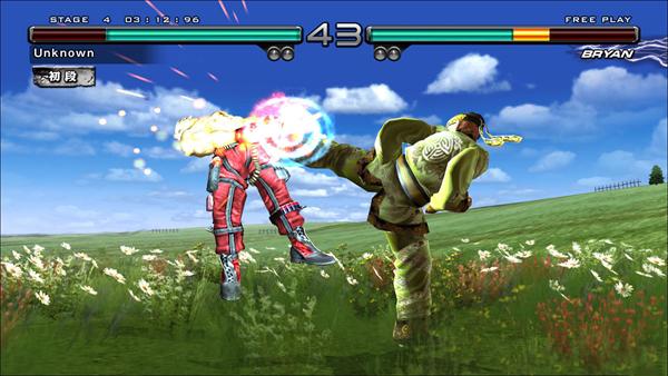 铁拳5游戏图片3