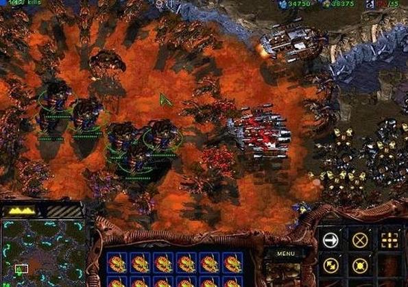 星际争霸1游戏图片2