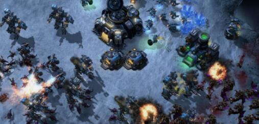 星际争霸1游戏图片4