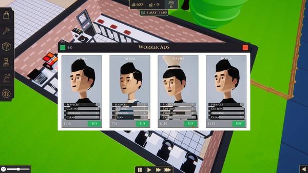 请结帐餐厅模拟器图片
