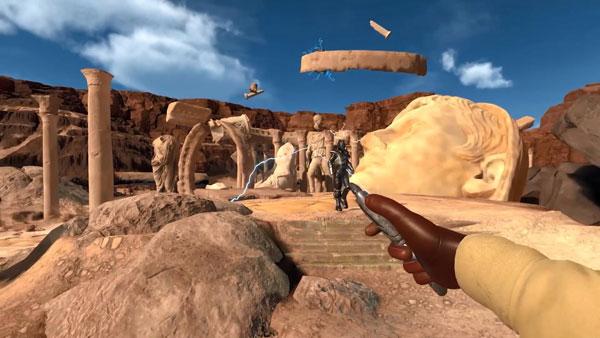 《神秘博士:现实边缘》游戏截图