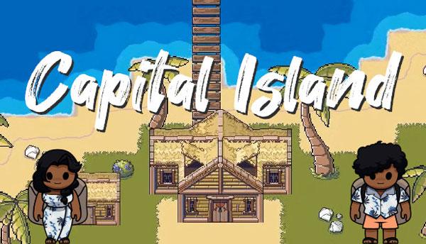 首都岛游戏截图