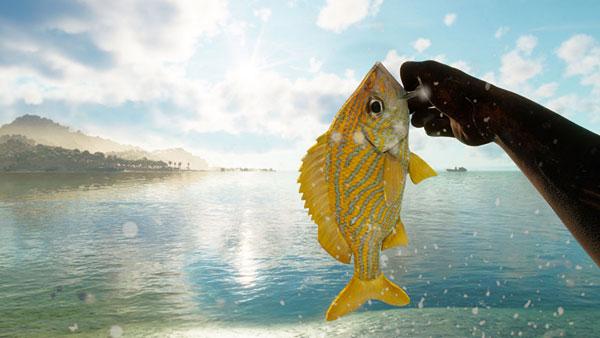 孤岛惊魂6去哪钓鱼好 优秀钓鱼点位置推荐