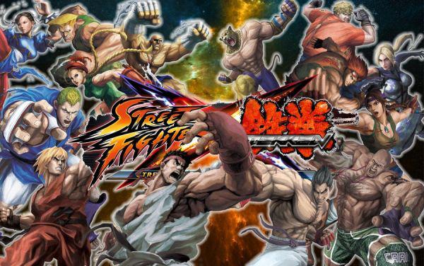 街头霸王X铁拳游戏图片3