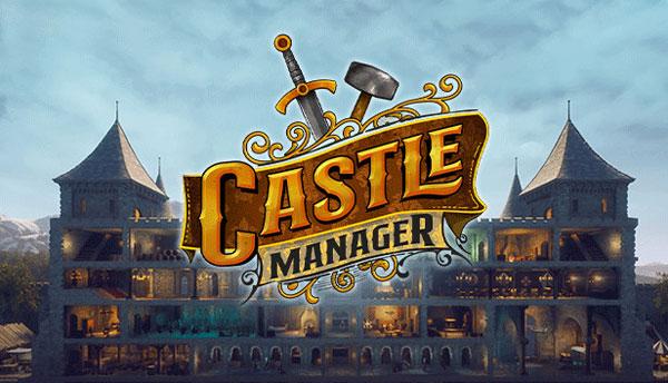 城堡经理游戏图片