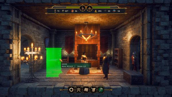 城堡经理截图0
