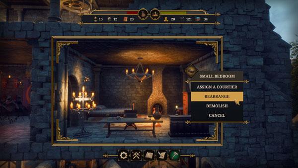 城堡经理截图3