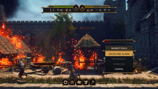 城堡经理截图1