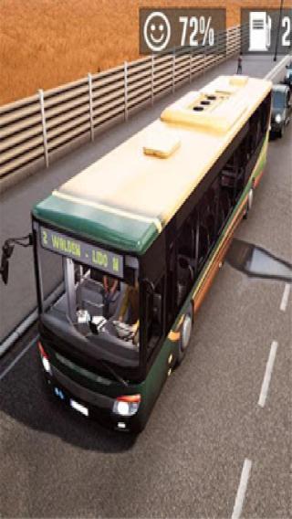 公交车接客模拟器截图0