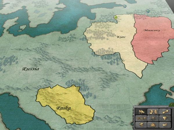 荣誉骑士游戏截图