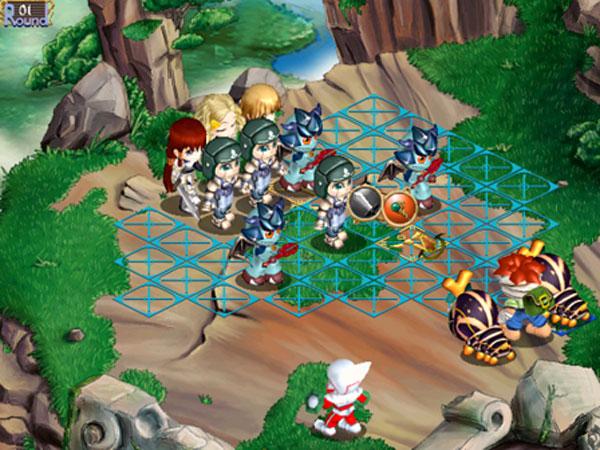 女皇骑士团游戏截图