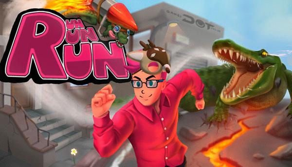 跑跑跑游戏截图