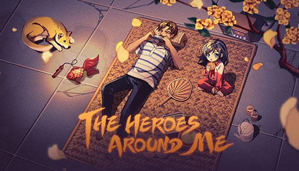 世上英雄游戏截图