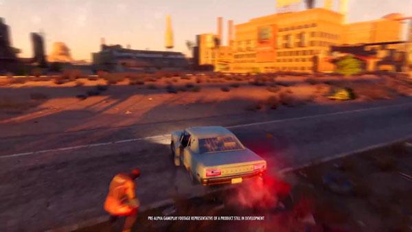 《黑道圣徒:重启版》游戏截图