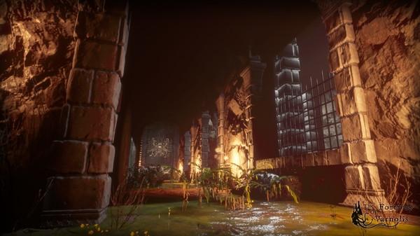 瓦尔诺里斯堡垒图片