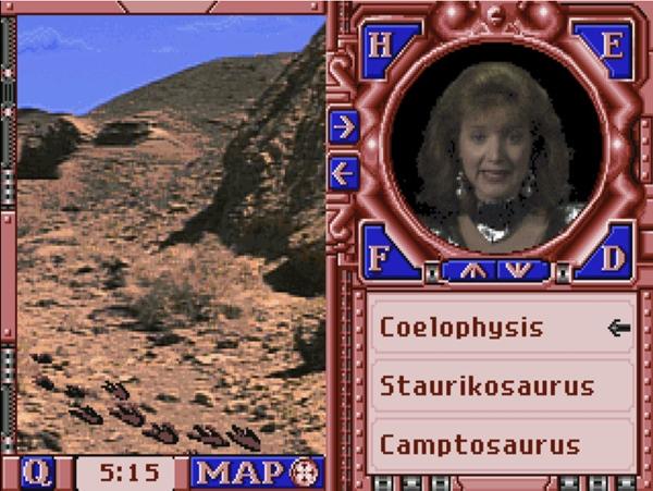 泽尔图德星球的僵尸恐龙截图2
