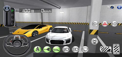 3D驾驶课截图0