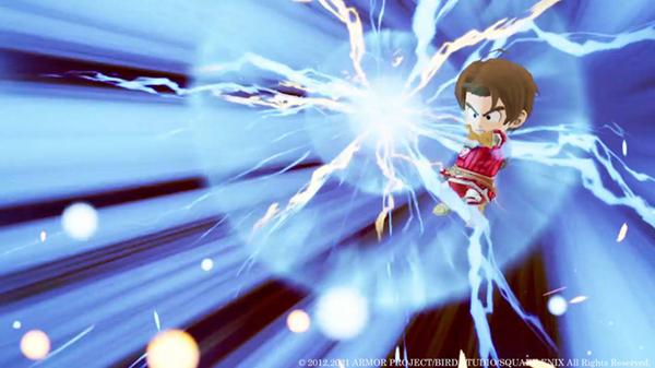 勇者斗恶龙10离线模式版截图0