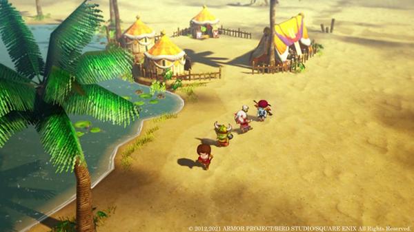 勇者斗恶龙10离线模式版截图2