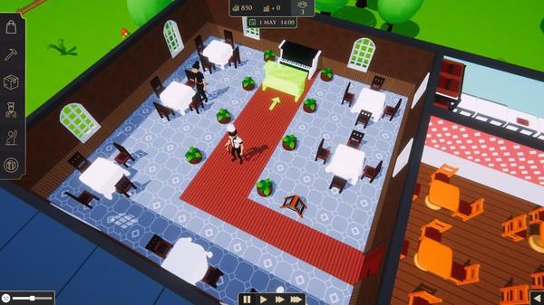 请结帐:餐厅模拟器截图0