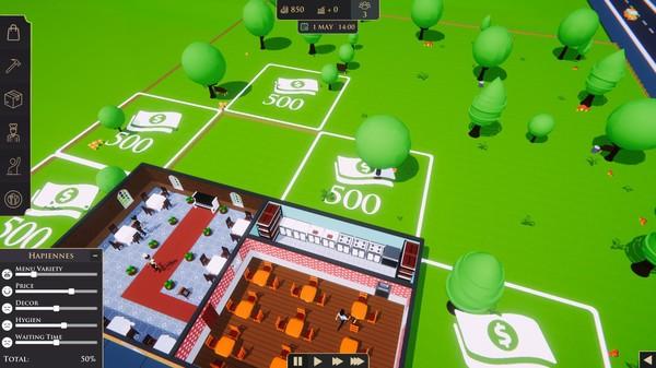 请结帐:餐厅模拟器截图3