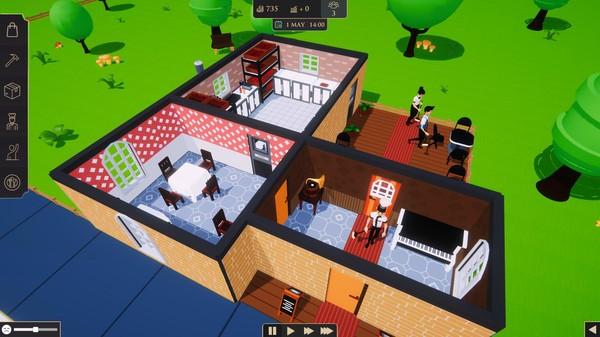 请结帐:餐厅模拟器截图4