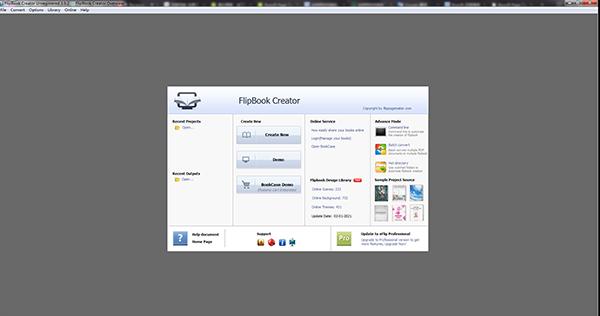 FlipBook Creator图片