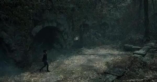 灵媒度假村桥洞大门开启方法图