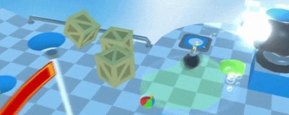 旋转和滚动游戏图片