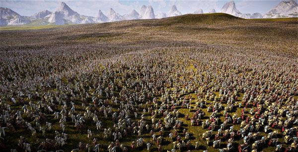 《史诗战争模拟器2》游戏截图