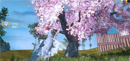 妄想山海樱花树1